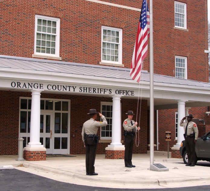 Orange County Sheriff Candidate Meet and Greet | New Hope