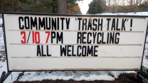 "Community ""Trash Talk"""