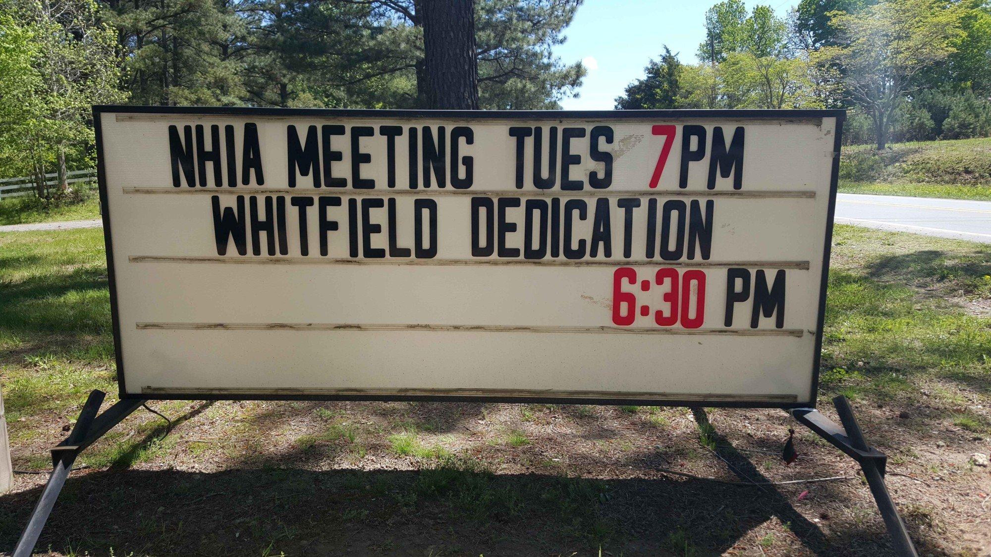 Membership Meeting 4/28/15