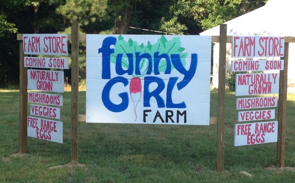 Funny Girl Farm
